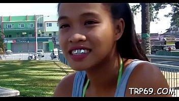 thai cowgirl grinds on a bone