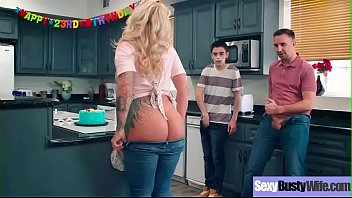 ryan conner supah-sexy buxom housewife in gonzo bang-out.