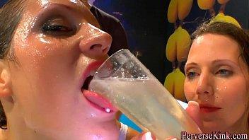 pee drinking hoes ravage