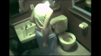 28653 voyeur - caught fucking in toilet by security cam-1