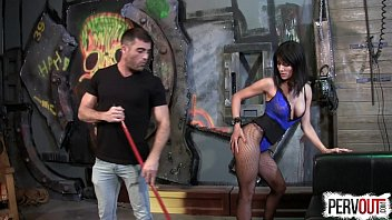 Arena Rome Caught a New Slave LANCE HART LEOTARD PANTYHOSE