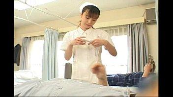 nurse fellates patient039_s beef whistle rigid.