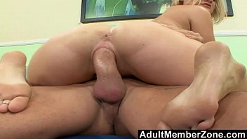adultmemberzone - jasmine jolie gobbles jism off of.