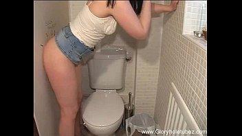 British Slut Donna Gives a Blowjob at a Gloryhole www.Gloryholetubez.com