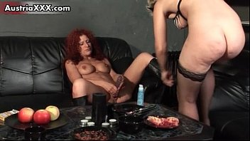 humungous knockers sandy-haired housewife pulverizing her