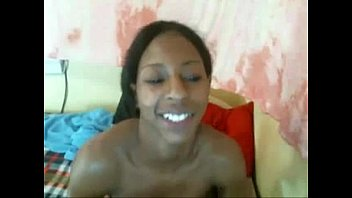 Ebony teen close up toying-sponsored by ADULTTOYSX.TK