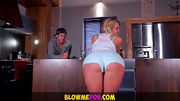 Jemma Valentine love making with her mouth - Blow Me POV