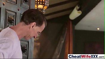 (natalia starr) Naughty Wife Like Cheating Sex On Camera clip-18
