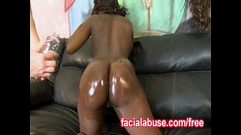 grubby interracial jaws plunging