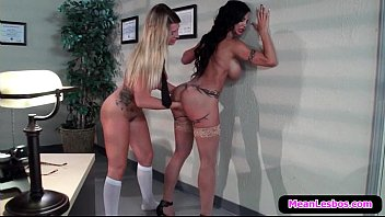 Hot and Mean Lesbians Horny Schoolgirl Selfies with Jenna Ashley &amp_ Jewels Jade 04