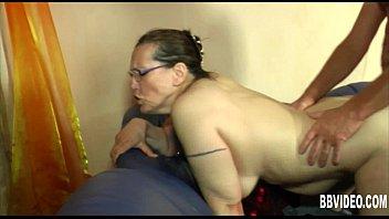 insane german cougar have ejaculation