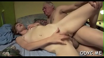 Steaming old and juvenile sex