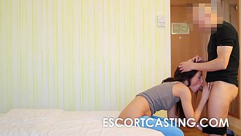 Casting MILF Escort In Hotel With Client