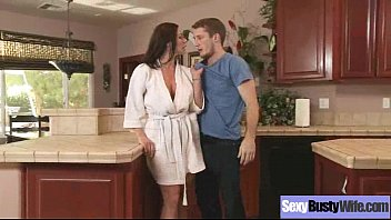 Mature Busty Wife (kendra lust) Like Intercorse On Camera clip-19