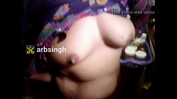 panjabi village aunty in kitchen -.
