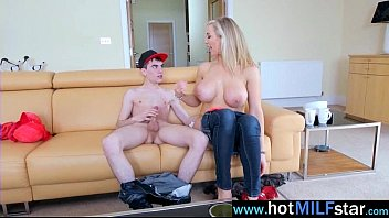 Big Hard Long Mamba Cock In Wet Pussy Of Superb Milf (rebecca moore) vid-26