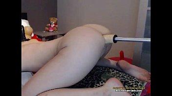 Amateur Webcam Blond Machine Fucked - BestStreamGirls.com