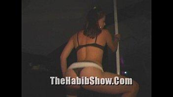 slum spandex hood strippers