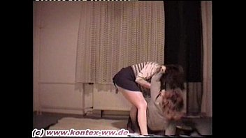micro-skirt and tights catfight doris vs.