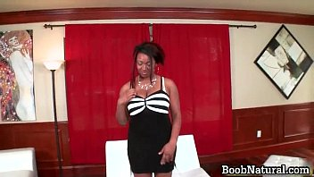 Slutty bigtit ebony whore stripping