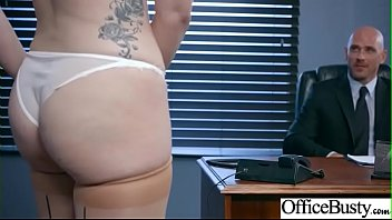 massive-boobed mega-slut office gal lauren phillips love gonzo.