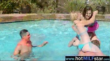 (krissy lynn) Milf Like Big Dick To Ride On Camera video-20