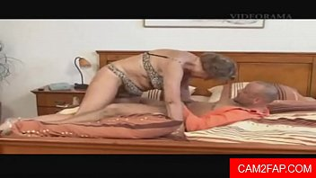 granny martha gets a facial cumshot free-for-all mature pornography