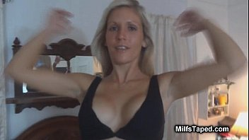 Fit Milf Polishing Guys Fat Cock