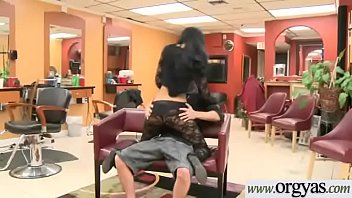 Cute Hot Girl (Esmi Lee&amp_Monica Rise) Love Money And Bang Hard For It mov-14