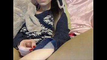 nova frey on webcam part 2.