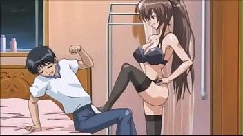 Hentai Horny Big tits Sister Hardcore Fuck