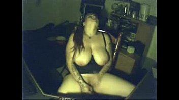 my freak huge-titted mummy having joy at pc.