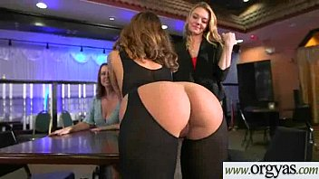 sumptuous dame molly mae amp_ layla london lured.