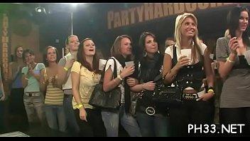 Frat party sex clip