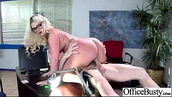 (julie cash) Superb Girl With Big Round Boobs Enjoy Sex In Office vid-20