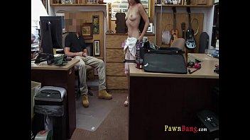 sloppy lady pawnshop lovemaking