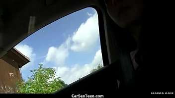 Young teen hitchhiker gets fucked 23