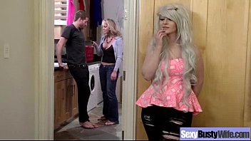 bang-out act with bigtits mischievous housewife simone sonay vid-25