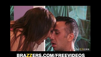 Slutty big-tit MILF Alia Janine begs for her step-son'_s big dick