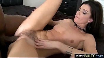 (india summer) Sexy Milf Ride A Black Mamba Dick Stud movie-14
