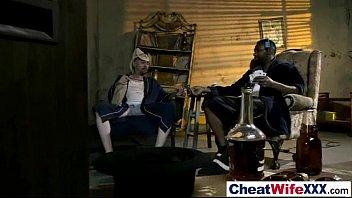 Cheating Hardcore Sex Tape With Sluty Horny Housewife (kleio valentien) vid-17
