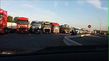 pute stance pour routier