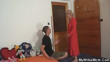 elderly mommy railing her man039_s dinky