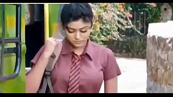 Tamil Actress Oviya Boobs press