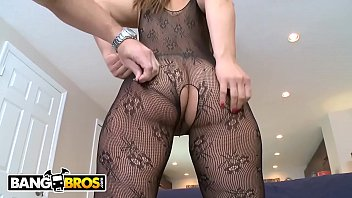 BANGBROS - Latina Named Gia Shows Off Her Amazing Big Ass &amp_ Big Tits