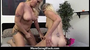 your mummy goes for a massive dark-hued penis 1
