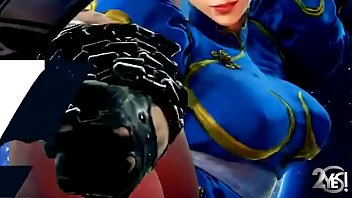 Street Fighter V - Those Chun-Li Boobs-Breasts-Tits Though! - SFV