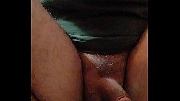 Pooping on toilet seat
