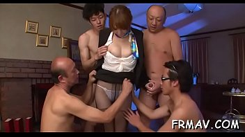 oriental stunner playthings her cootchie before providing randy irrumation