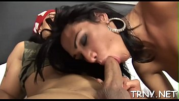 lustful transsexual wench is aroused to conquer a.